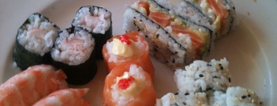 Active Sushi is one of Cape Town.