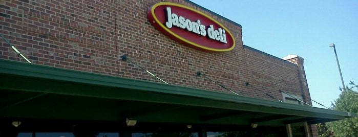 Jason's Deli is one of Frisco Eats.
