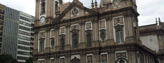 Igreja Matriz Nossa Senhora da Candelária is one of 10 Construções Históricas para Conhecer.