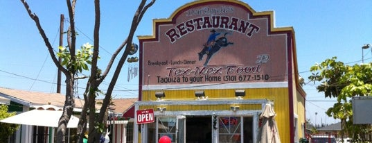 Don Rogelio's Tex Mex Restaurant is one of LA - Mexican/Latin American.