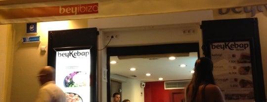 Beykebap is one of Ibiza.