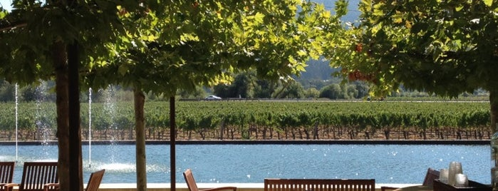 Alpha Omega Winery is one of Wine Country.