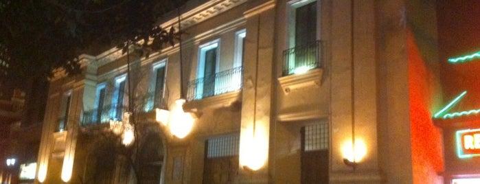 Casa Manuel Montt is one of Lugares, plazas y barrios de Santiago de Chile.