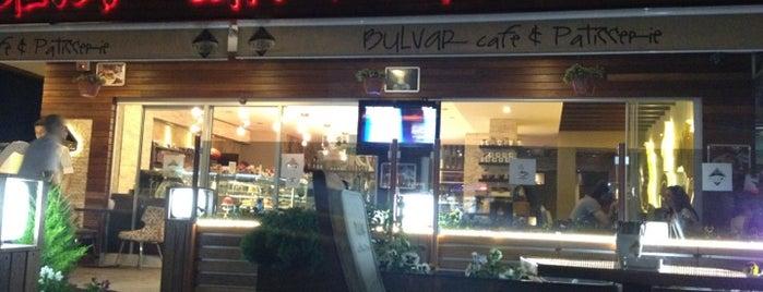 Bulvar Cafe & Patisserie is one of dikkat edin gitmeyin!.