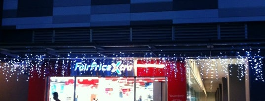 Fairprice Xtra is one of Posti che sono piaciuti a Wess.