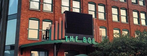The B.O.B. is one of Orte, die Chris gefallen.