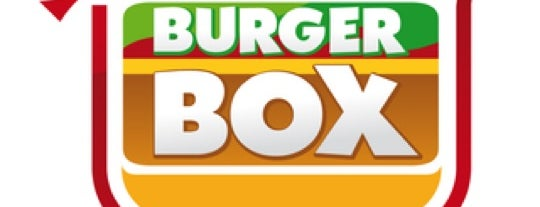 Burger Box is one of Riyadh Food.