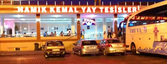 Namık Kemal Yay - Pet Dinlenme Tesisleri - 2 is one of MEHMET YUSUF : понравившиеся места.