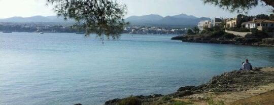 Portocolom is one of Mallorca.