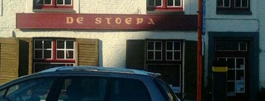 De Stoepa is one of Best of Bruges.