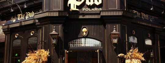 The Pub Polaris is one of Bars & Clubs.