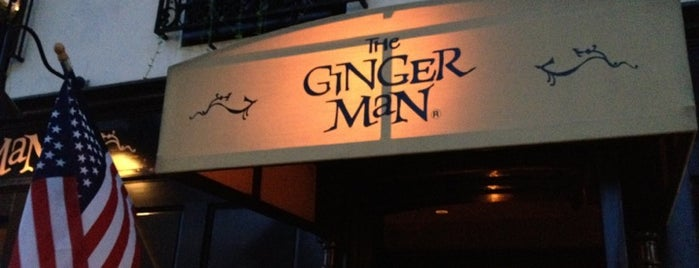 The Ginger Man is one of Tempat yang Disukai Mike.