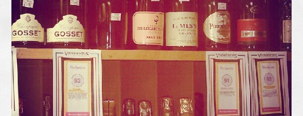 Vintage Wines is one of Top picks for Bars.