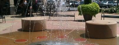Lowry Town Center Fountain is one of Locais curtidos por 🤓Talia.