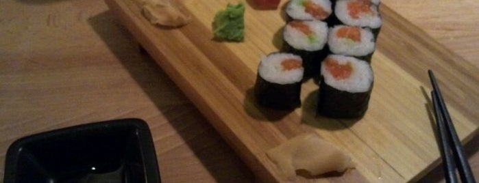 Musashi Noodles & Sushi Bar is one of Sushi in Dublin.