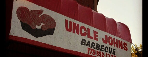 Uncle John's Barbeque is one of Chi - Restaurants 2.