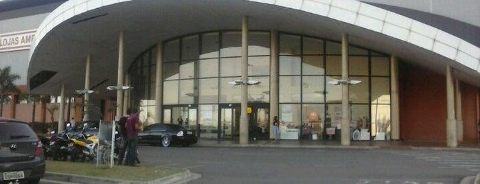 Paulínia Shopping is one of Jonas 님이 좋아한 장소.