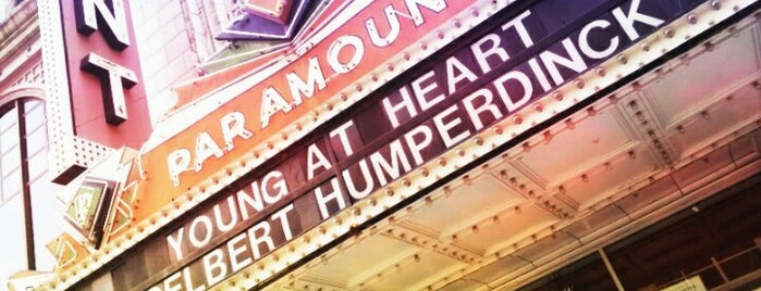 Paramount Theatre is one of Fun Things To Do in Denver, Colorado.