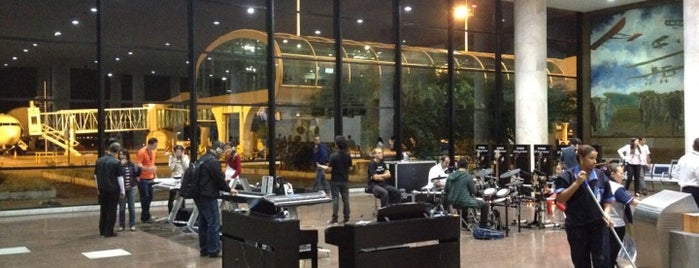Terminal de Desembarque is one of Tempat yang Disimpan Dade.