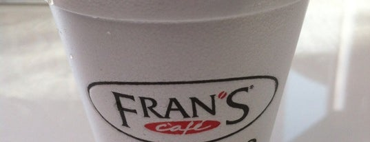 Fran's Café Station is one of ..