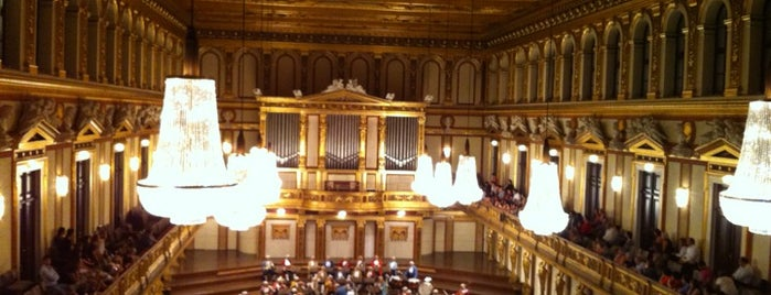 Musikverein is one of Viyana.