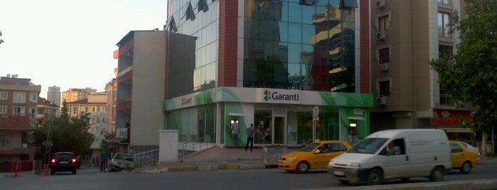 Garanti BBVA is one of สถานที่ที่ Erdinç ถูกใจ.