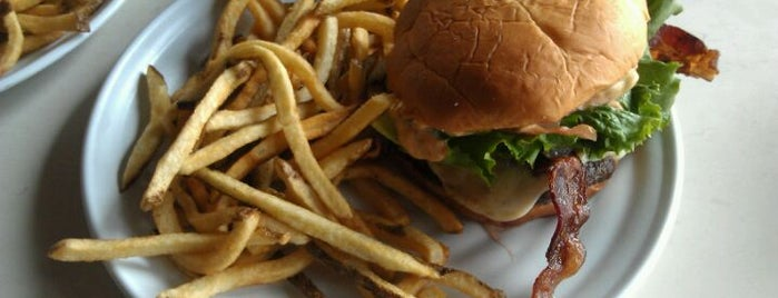 Create Gourmet Burgers and Frozen Custard is one of First List to Complete.