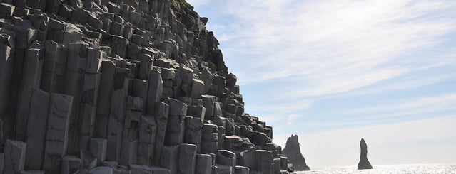 Reynisfjara is one of Islandia 2014.