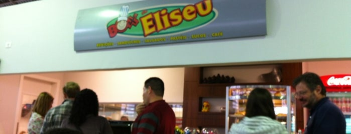 Box do Eliseu is one of Curitiba Old School.