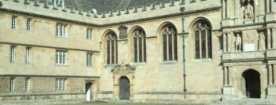 Wadham College is one of London Favorites.