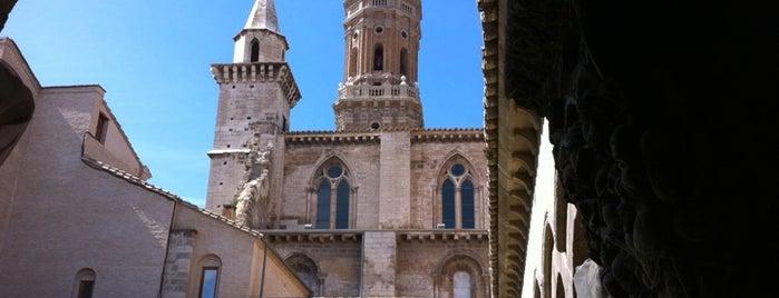 Catedral de Tudela is one of Reyno de Navarra, Tierra de Diversidad.