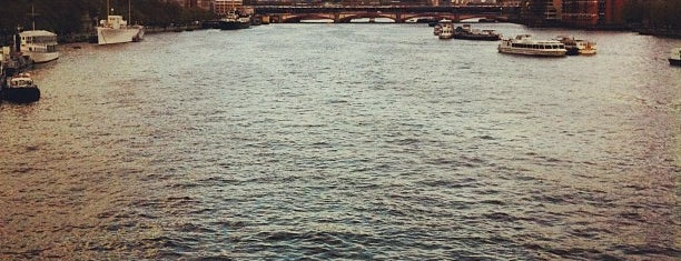 Waterloo Bridge is one of Tired of London, Tired of Life (Jan-Jun).