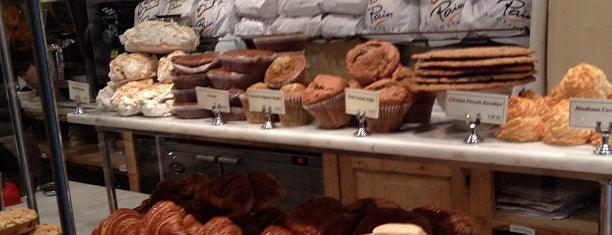 Le Pain Quotidien is one of Ok.  =).