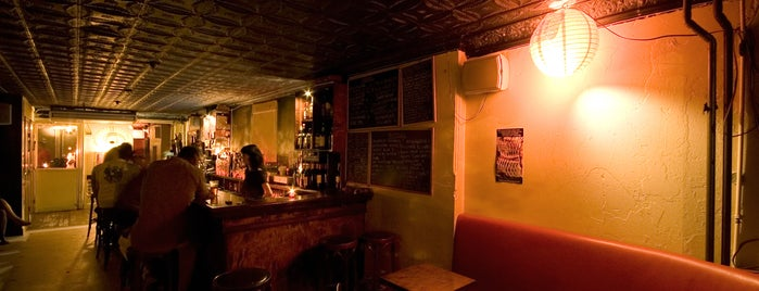 Barbès is one of places to go to.