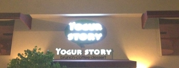 YogurStory is one of Arlynne 님이 좋아한 장소.