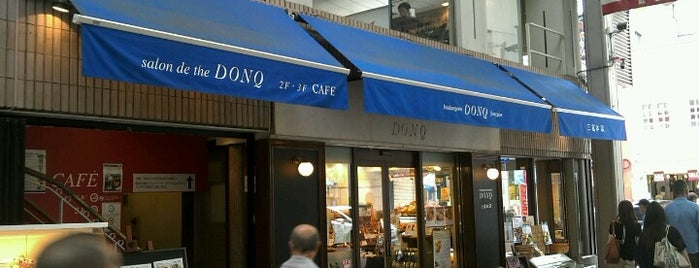 DONQ 三宮本店 is one of Kobe-Japan.
