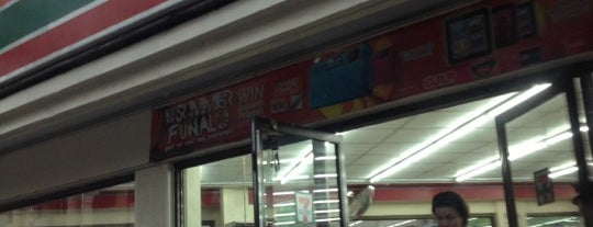 7-Eleven is one of KaChing.
