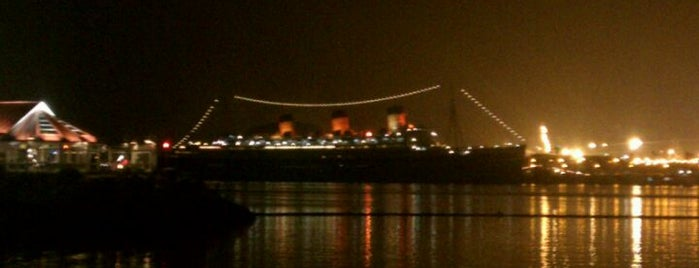 The Queen Mary is one of Paranormal Places Across United States.