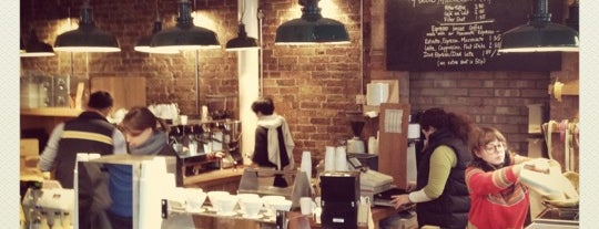 Monmouth Coffee Company is one of An Aussie's fav spots in London.