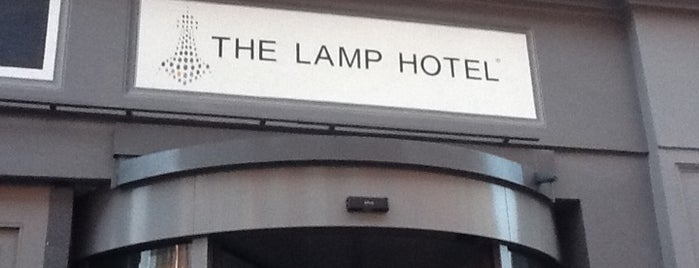 The Lamp Hotel is one of Pierreさんのお気に入りスポット.