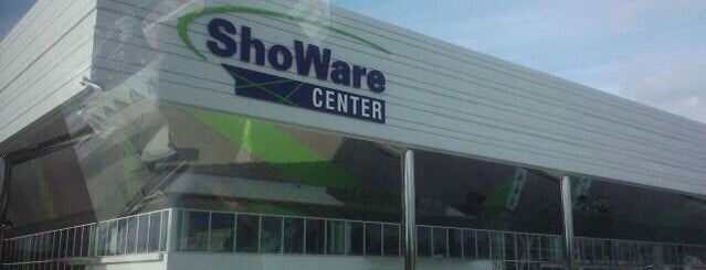 ShoWare Center is one of Sporting Venues To Visit.....