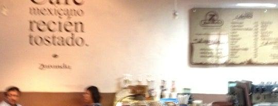 Zaranda Café is one of Para el desestrés en Puebla.