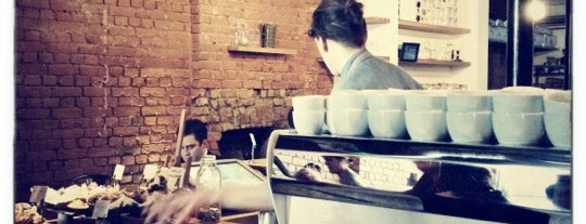 Workshop Coffee Co. is one of London, best of.