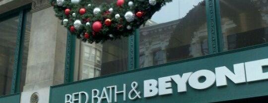 Bed Bath & Beyond is one of Nueva York.