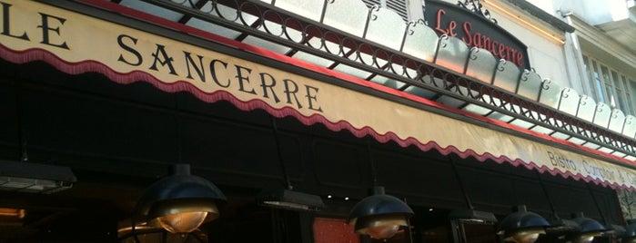 Le Sancerre is one of j'ai été.