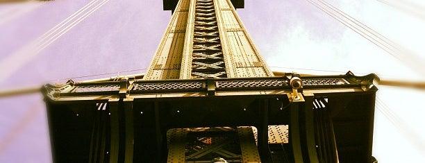 マンハッタン橋 is one of New York.