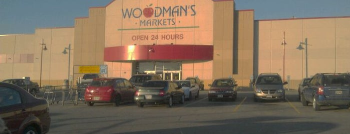 Woodmans is one of Wisconsin.