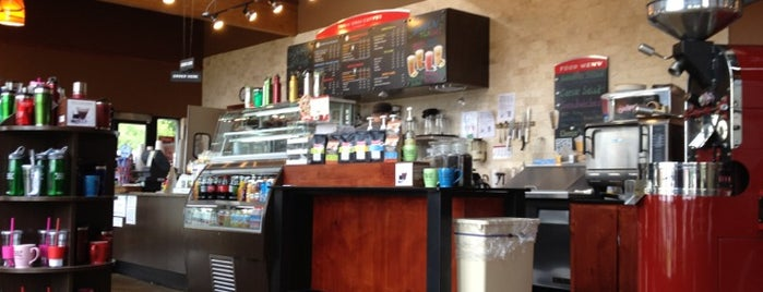 Dunn Bros Coffee is one of Houston Coffee Shops.