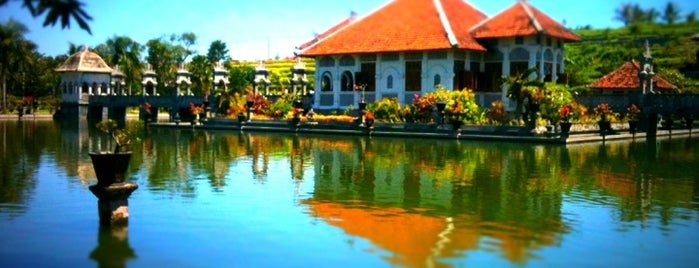 Taman Ujung Soekasada is one of DENPASAR - BALI.