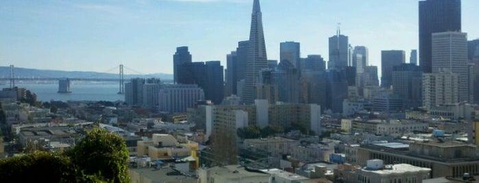 Vallejo Street Steps is one of San Francisco Bay.